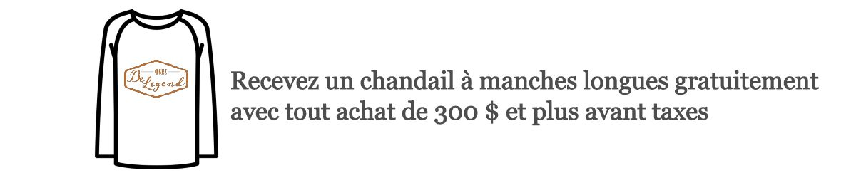 manches longues